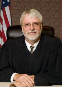 Judge Brian MacKenzie