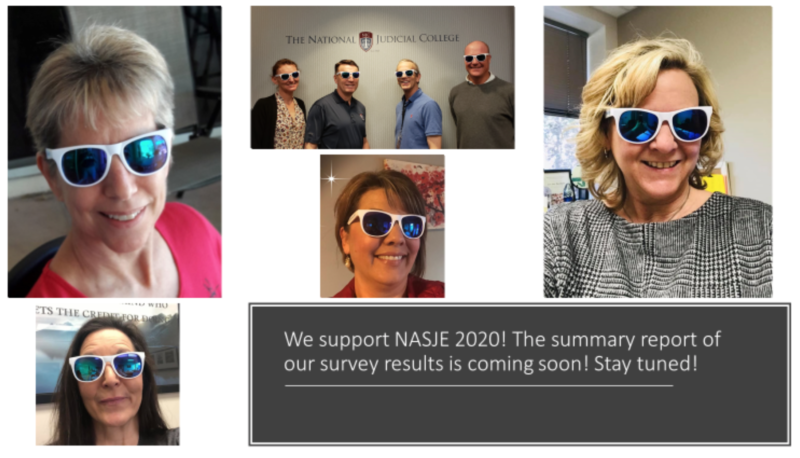 Member Committee support NASJE VISION 2020