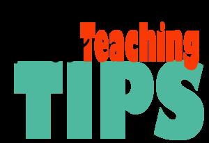 Pro Teaching Tips